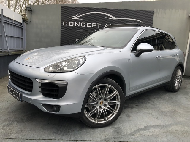 PORSCHE CAYENNE (958) II 3.6 S TIPTRONIC S PHASE 2 FULL OPTIONS