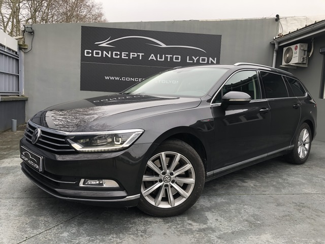 Volkswagen Volkswagen Passat VIII 2.0 BiTDI 240ch BlueMotion Technology Carat Exclusive 4Motion DSG7 15cv