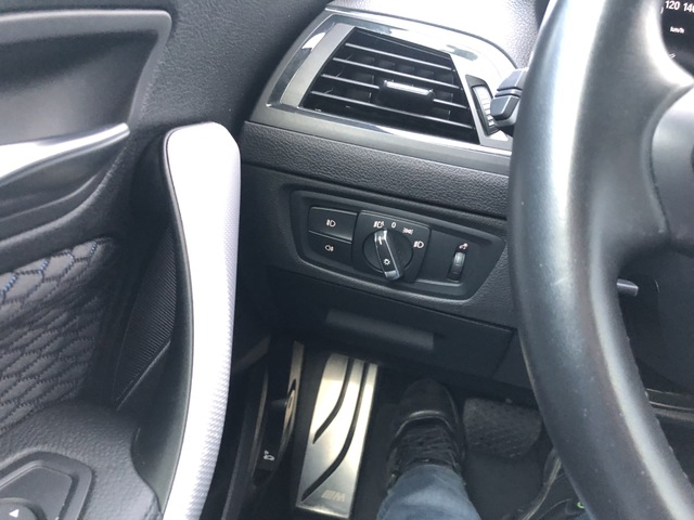 BMW BMW Série 1 II (F21/F20) 118dA 150ch M Sport 3p