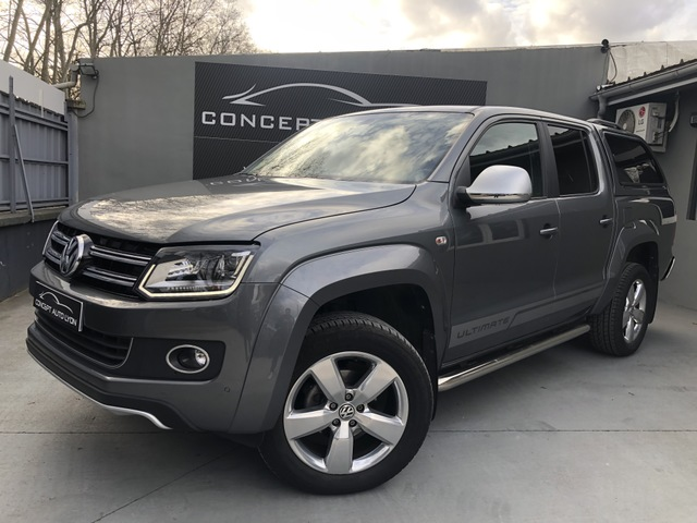 Volkswagen volkswagen amarok  Volkswagen amarok Ultimate DoubleCab 4Motion 180 ch