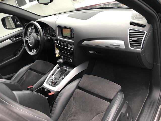 Audi Audi Q5  2.0 TDI 190 clean diesel S line quattro S tronic 7