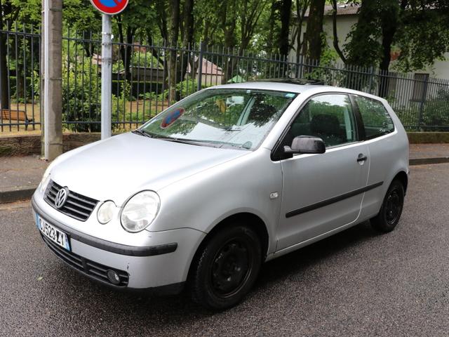 Volkswagen Volkswagen Polo IV 1.4 75 3p