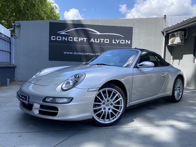 PORSCHE Porsche 911 IV (997) Carrera 4
