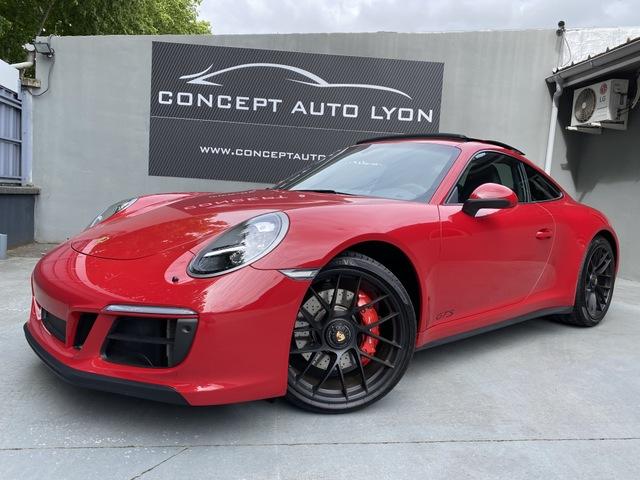 PORSCHE Porsche 911 V (991) 3.0 450ch 4 GTS PDK