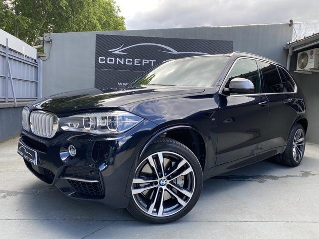 BMW BMW X5 III (F15) M50d 381ch 28cv